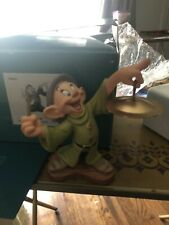 Walt Disney Classics Collection Figurine Dopey with Coa