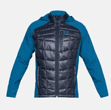 NWT 2018 Under Armour UA Storm ColdGear Encompass Hybrid Jacket Mens L Large