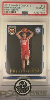 2016-17 Panini Complete First Steps #15 Ben Simmons NBA RC Rookie Card PSA 10