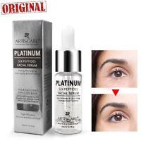 Platinum Six Peptides Serum 20ml Hyaluronic Acid Anti-Wrinkle Face Care Essence