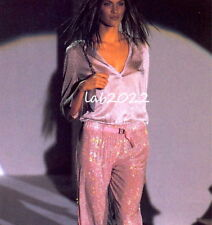 Gucci by Tom Ford Pink Strass Swarovski Crystal Pants Insanely Beautiful