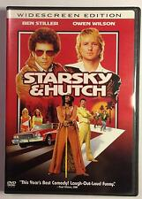 NEW Starsky & Hutch (DVD, 2004, Full-Screen) BEN STILLER OWEN WILSON COMEDY