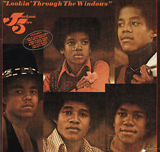 "THE JACKSON 5 Lookin' Through The Windows 12"" LP Motown US 5262ML Blue Label"