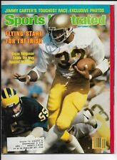 A Sports Illustrated Magazine ~ September 24 1979 ~ Vagas Ferguson Notre Dame FB