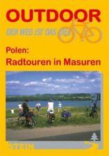 Outdoor / Polen: Radtouren in Masuren von Peter H. Ostendorf 2. Wahl