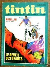 "Journal de Tintin 1231 - 6/72 Dossier ""Les Insectes"" (2)"