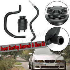 Power Steering Reservoir & Hose Kit For BMW E39 525i 528i 530i Z3 X5 32411095526