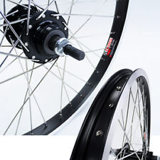 Rear Wheel 20X1.75 Alloy Bmx Freewheel Black Alex Y303 Rim Black Alloy Hub SS