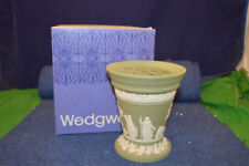 Porcelain/China Vase Green Wedgwood Porcelain & China