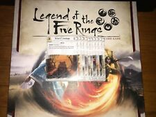 Legend of the Five Rings The Card Game - Province Imperial Cycle - L5R LCG
