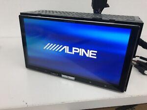 USED / Tested Alpine ILX-007 Radio