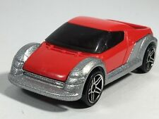 Hot Wheels 2002 Honda Spocket Red & Metalflake Silver HW First Editions Malaysia