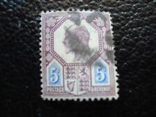 ROYAUME-UNI - timbre yvert et tellier n° 113 obl (A03) stamp united kingdom