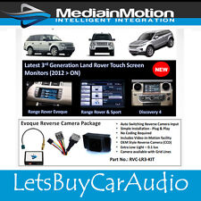 REAR VIEW CAMERA + CAMERA INTERFACE FOR RANGE ROVER / SPORT / EVOQUE