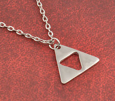 """The Legend of Zelda""Triforce Costume Cosplay Metal Necklace Collection"