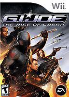 G.I. Joe: The Rise of Cobra (Nintendo Wii, 2009)  COMPLETE TEEN EA FAST SHIPPING