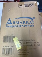 New listing Armarkat Covered Pet Cat Bed, Green