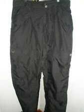 Men's Black Body Glove Vented Insulated Snow/Snowboard Pants Sz XL Extra Large