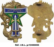 BOUTET, ADJ, 65° Promo ESOA Transmissions, dragon E.O. Fraisse (3535) (3120)