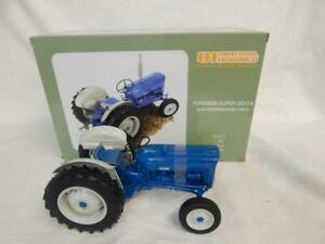 UNIVERSAL HOBBIES FORDSON SUPER DEXTA NEW PERFORMANCE 1963 UH2900 BNIB 1:16