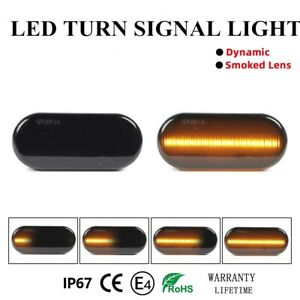 Sequential LED Side Marker Signal Light for VW MK4 Golf Jetta GTI R32 NEW Beetle