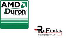PROCESSORE CPU AMD CPU DURON 800 SOCKET-A 462 800MHZ
