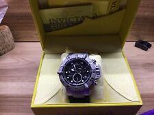 Invicta Subaqua Noma III 14941 Men's Round Chronograph Black Silicone Watch