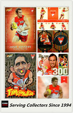 2013 Select AFL Champions 300 Game Case Card Cc47 Jude Bolton (sydney)