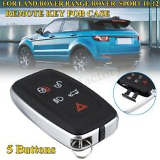 Remote Key Fob Case Shell Cover 5 Buttons For LAND Range Rover/Sport 2010-2012