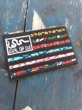JOIN OR DIE Flag VELCRO® BRAND Hook and loop morale patch