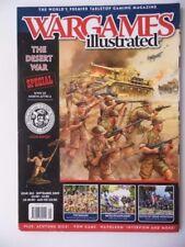 Wargames Ilustrado-número 263 de septiembre de 2009-la guerra del desierto