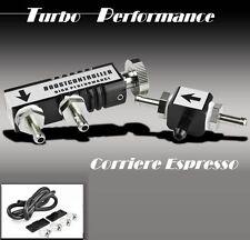 Regolatore pressione turbo overboost universale  auto manuale benzina manettino+