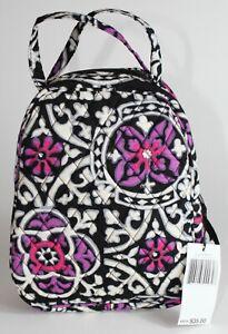 Vera Bradley SCROLL MEDALLION - LUNCH BUNCH Insulated Bag Lunchbox NWT!