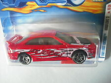 2001 HOT WHEELS HONDA CIVIC SI RED FIRST EDITIONS 15 of 36 PR5 #27 FAST FURIOUS