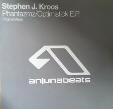 "Stephen J. Kroos  ""Phantazmz / Optimistick E.P.""  * anj024"