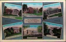 (ty8) Nashville TN: George Peabody College for Teacheers