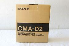 SONY CAMERA ADAPTOR CMA-D2 NEW IN BOX
