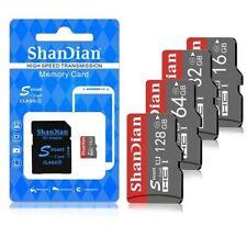 ShanDian Original Smart SD Card 8GB 16GB 32GB 64GB 128GB Class 10 Memory Card