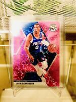 2019-20 Mosaic JOSH RICHARDSON 📈 Pink Fast Break Disco /20 Prizm SSP No. 169 🔥