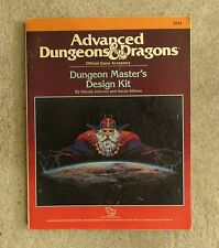 dungeons & dragons   dungeon masters design kit       book