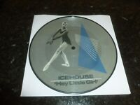 """ICEHOUSE - Hey Little Girl - 1982 UK limited edition 2-track 7"""" PICTURE DISC"""