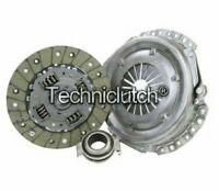 NATIONWIDE 3 PART CLUTCH KIT FOR RENAULT TRAFIC BOX 1.6 4X4