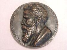 MEDAILLE MEDAL PROFESSEUR HARTMANN HOPITAL BICHAT 1909