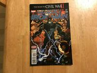 Invincible Iron Man #9 2nd print VF/NM 1st Riri Williams Marvel Comics 2015