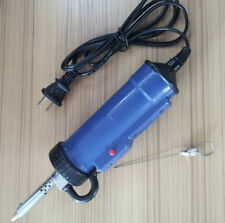 Heater 30W 220V 50Hz Electric Vacuum Solder Sucker /Desoldering Pump / Iron Gun