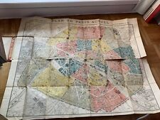 Plan de Paris (XIX)