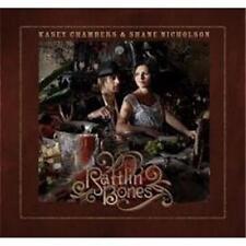 KASEY CHAMBERS & SHANE NICHOLSON Rattlin' Bones CD NEW