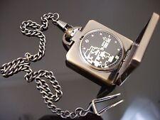 Super Mario Hatena Block Pocket Watch - NEW - NINTENDO
