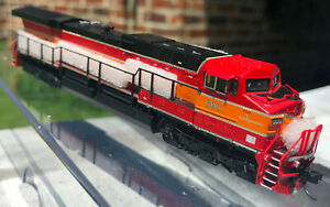 SP SOUTHERN PACIFIC DAYLIGHT BLI NEW N BROADWAY AC 6000 GE SOUND #600 DCC MINT