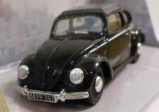Voitures de tourisme miniatures noirs VW